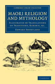 Maori Religion and Mythology