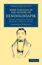 A Narrative of Some Passages in the History of Eenoolooapik