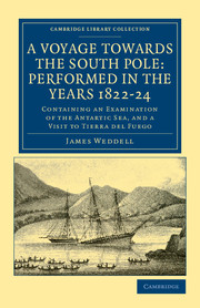 A Voyage towards the South Pole: Performed in the Years 1822–24