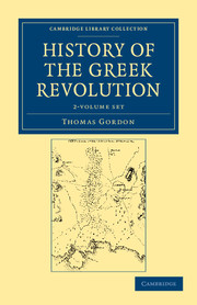 History of the Greek Revolution
