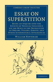 Essay on Superstition