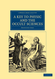 A Key to Physic, and the Occult Sciences