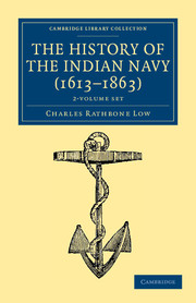 The History of the Indian Navy (1613–1863)