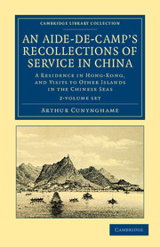 An Aide-de-Camp's Recollections of Service in China
