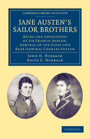 Jane Austen's Sailor Brothers