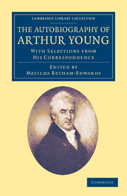 The Autobiography of Arthur Young