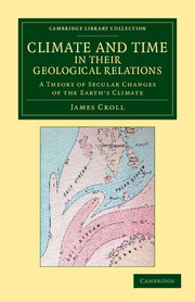 Climate and Time in their Geological Relations