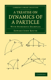 A Treatise on Dynamics of a Particle