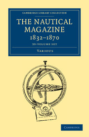 The Nautical Magazine, 1832–1870