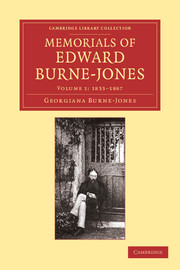 Memorials of Edward Burne-Jones