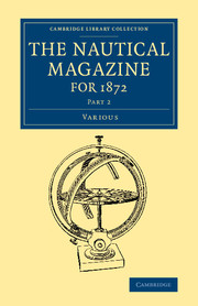 The Nautical Magazine for 1872