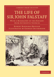 The Life of Sir John Falstaff