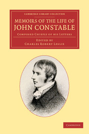 Memoirs of the Life of John Constable, Esq., R.A.