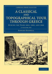 A Classical and Topographical Tour through Greece