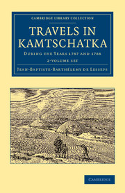 Travels in Kamtschatka