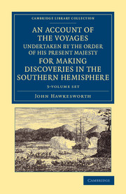 An Account of the Voyages Undertaken by the Order of His Present Majesty for Making Discoveries in the Southern Hemisphere