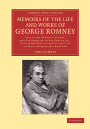 Memoirs of the Life and Works of George Romney