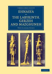 Ehnasya, The Labyrinth, Gerzeh and Mazghuneh