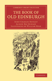 The Book of Old Edinburgh