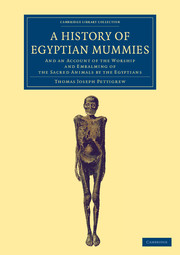 A History of Egyptian Mummies