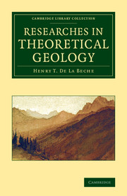 Researches in Theoretical Geology