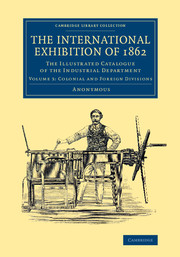 The International Exhibition of 1862