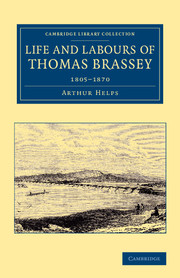 Life and Labours of Thomas Brassey
