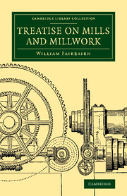 Treatise on Mills and Millwork