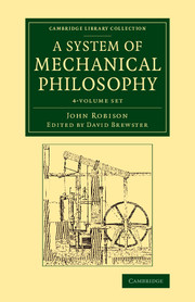 A System of Mechanical Philosophy