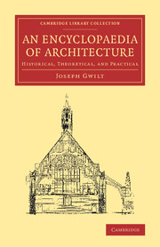 An Encyclopaedia of Architecture