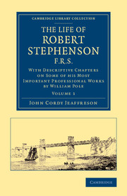 The Life of Robert Stephenson, F.R.S.