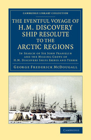The Eventful Voyage of H.M. Discovery Ship Resolute to the Arctic Regions