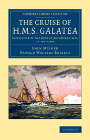 The Cruise of H.M.S. Galatea