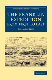 The Franklin Expedition from First to Last