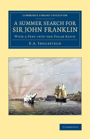 A Summer Search for Sir John Franklin