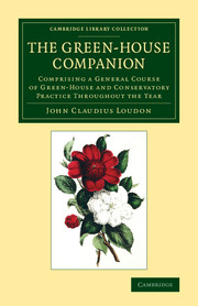 The Green-House Companion