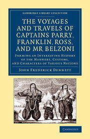 The Voyages and Travels of Captains Parry, Franklin, Ross, and Mr Belzoni