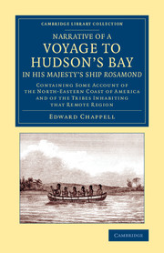 Narrative of a Voyage to Hudson's Bay in His Majesty's Ship Rosamond