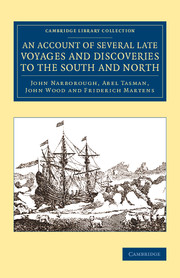 An Account of Several Late Voyages and Discoveries to the South and North