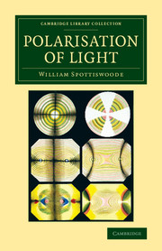 Polarisation of Light