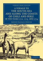 A Voyage to the South-Sea and along the Coasts of Chili and Peru, in the Years 1712, 1713, and 1714