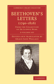 Beethoven's Letters (1790–1826)
