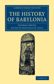 The History of Babylonia