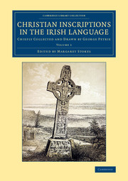 Christian Inscriptions in the Irish Language