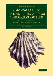 A Monograph of the Mollusca from the Great Oolite