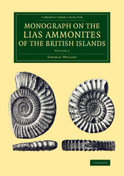 Monograph on the Lias Ammonites of the British Islands