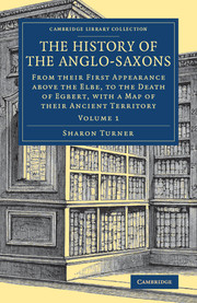 The History of the Anglo-Saxons