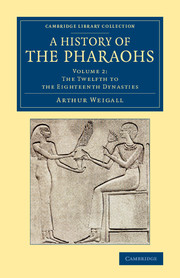 A History of the Pharaohs