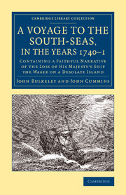 A Voyage to the South-Seas, in the Years 1740–1