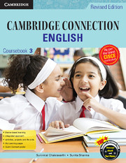 Cambridge Connection English Level 3 Coursebook for ICSE Schools
